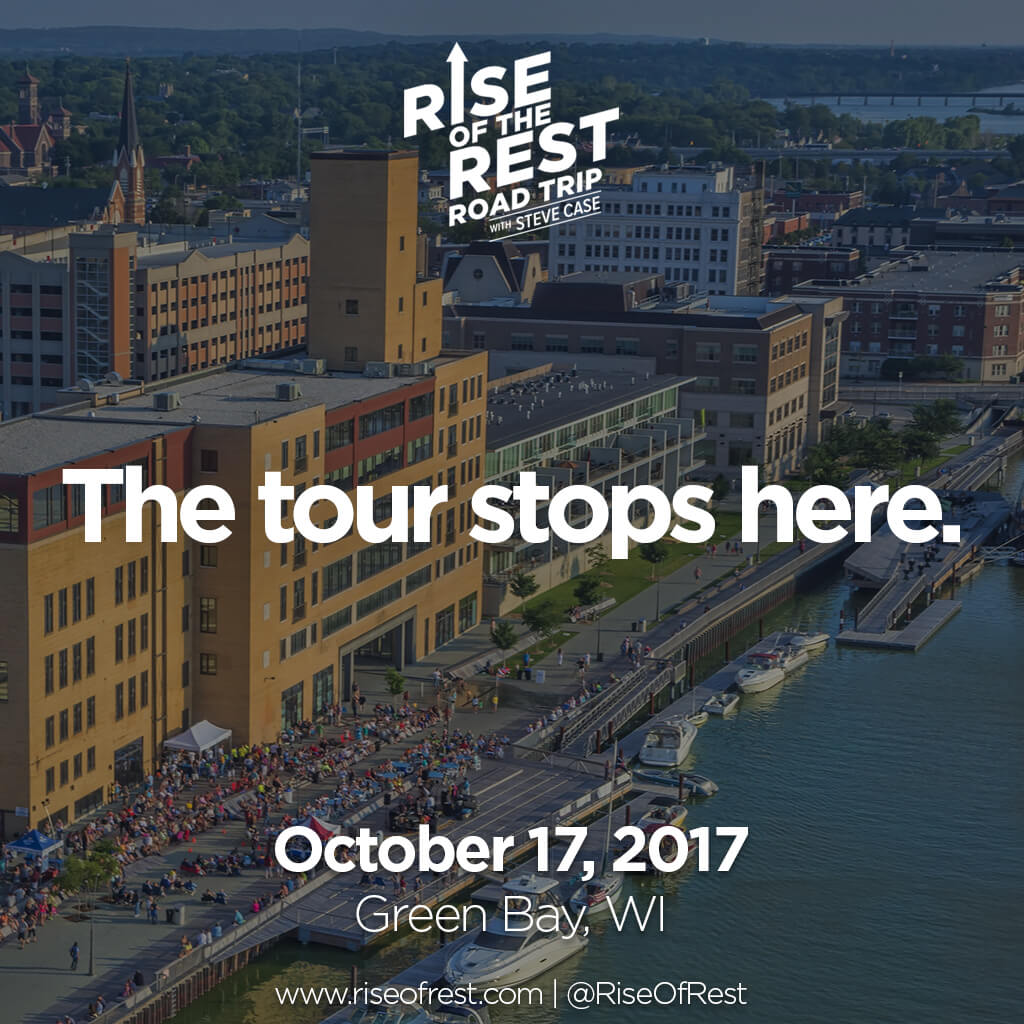 rise of the rest bus tour