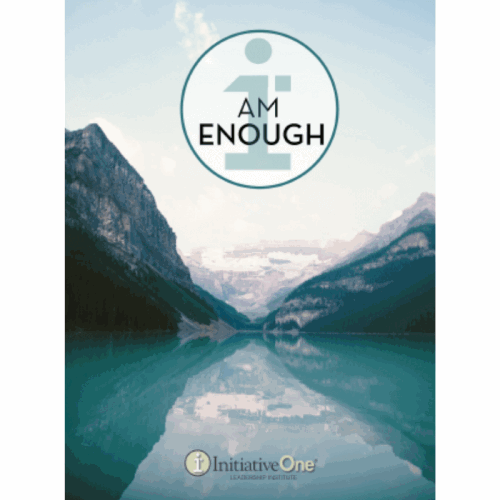 I Am Enough Notebook