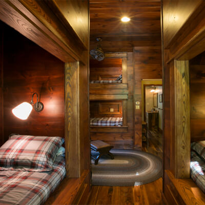 Retreat Bunkroom